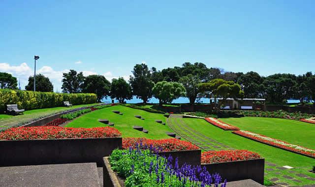 新西兰景点,北岛,奥克兰,奥克兰景点,奥克兰工党纪念碑公园