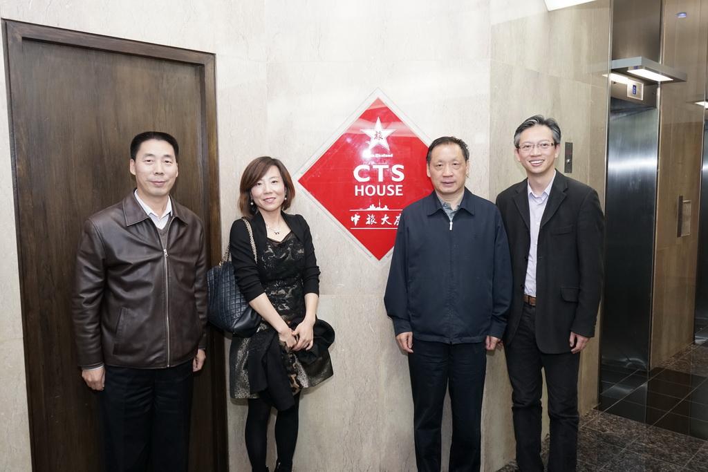 2015年7月2日,中国国家旅游局长李金早、中国驻新西兰王鲁彤大使、牛清报总领事等一行视察新西兰中旅大厦