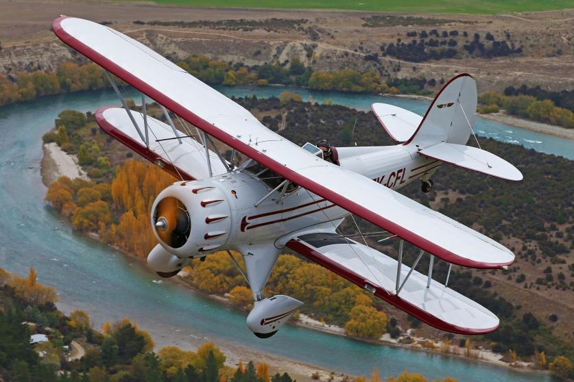 瓦纳卡老式飞机,瓦纳卡老式飞机体验