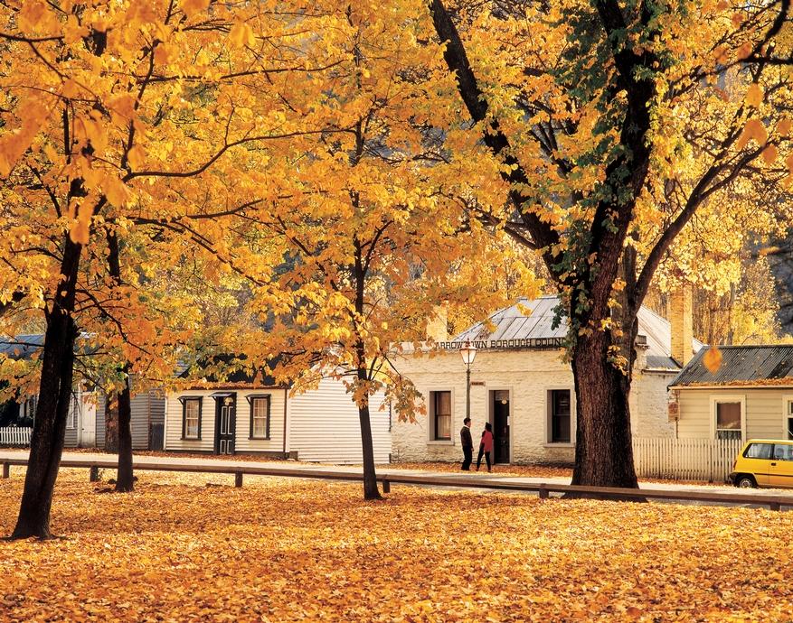 曾经的淘金重镇,今时的箭镇已成为了怀古赏秋的最佳去处。.jpg